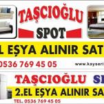 TAŞÇIOĞLU SPOT | 2. EL EŞYA